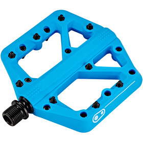 Crankbrothers Stamp 1 Pedals blue